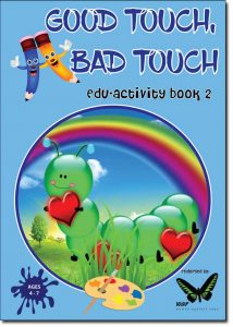 Good Touch, Bad Touch book