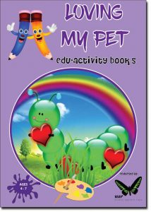 Loving my pet book