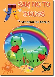 Say No To Drugs book